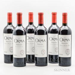 Setti Ponti Orma, 6 bottles
