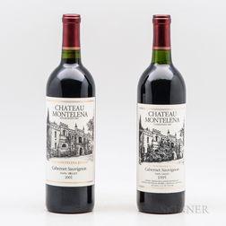 Chateau Montelena Cabernet Sauvignon Estate, 2 bottles