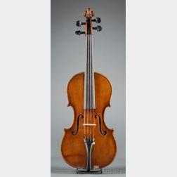 Modern Italian Violin, Valentino De Zorzi, Florence, 1914