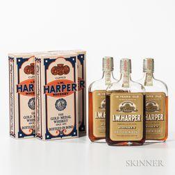 IW Harper 16 Years Old 1917, 3 pint bottles (oc)