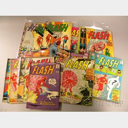 Thirty-seven Silver Age The Flash