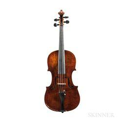 American Violin, J. Summers, Marion, 1965