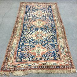 Kuba Soumak Carpet