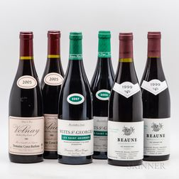 Mixed Burgundy, 6 bottles