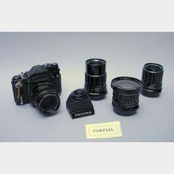 Pentax 6 x 7 Camera No. 4010581