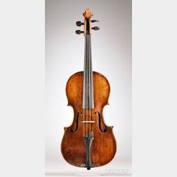 Italian Violin, c. 1780, Probably Antonio Pellizon