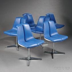Six Knoll Associates Chairs