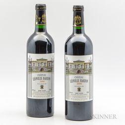 Chateau Leoville Barton 2000, 2 bottles