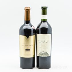 1997 Napa Duo, 2 bottles