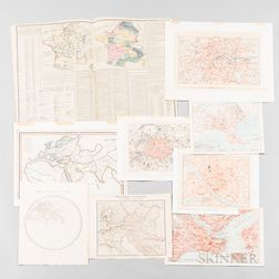 Ninety-three Maps