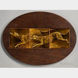 Trent Tile Company Tray/Plaque
