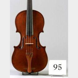 Modern Italian Violin, Alfredo Contino, Naples, 1925