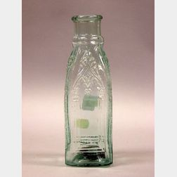 Cathedral Pickle Bottle