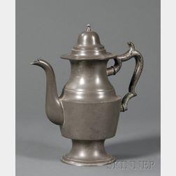 Pewter Teapot/Coffeepot