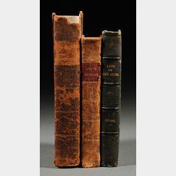 Americana, Three Volumes: