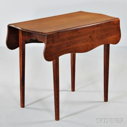Cherry Pembroke Table