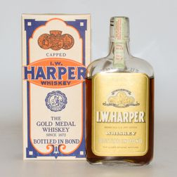 IW Harper 16 Years Old 1917, 1 pint bottle (oc)