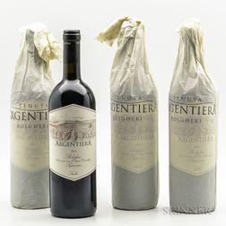 Tenuta Argentiera Argentiera 2011, 4 bottles