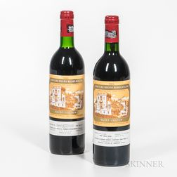 Chateau Ducru Beaucaillou 1985, 2 bottles