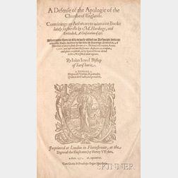 Jewel, John (1522-1571)