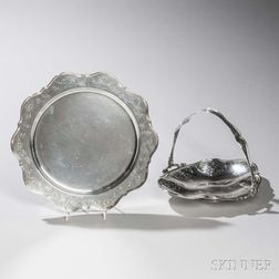 Two Pieces of Gorham Sterling Silver Hollowware