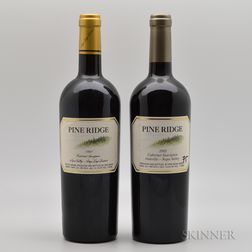Pine Ridge, 2 bottles