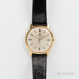 18kt Gold Vacheron Constantin Wristwatch