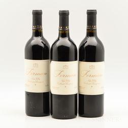 Forman Cabernet Sauvignon, 3 bottles