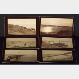 Six Imperial Size Cabinet Photographs