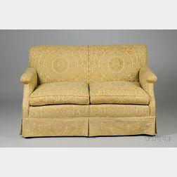 Fortuny Upholstered Settee