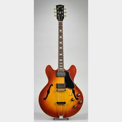 American Electric Guitar, Gibson Incorporated, Kalamazoo, 1970, Model ES-335