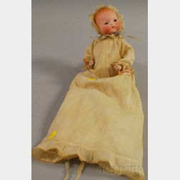 Armand Marseille Dream Baby Bisque Head Doll