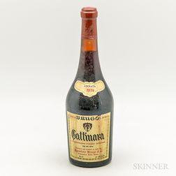 Brugo Gattinara 1974, 1 bottle