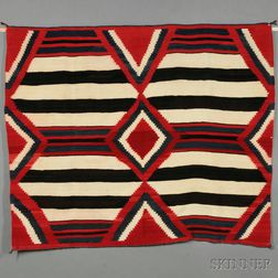 Navajo Chief's-style Weaving