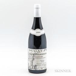 Bernard Dugat Py Mazis Chambertin 2009, 1 bottle