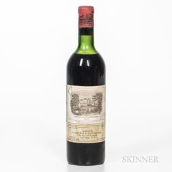 Chateau Lafite Rothschild 1959, 1 bottle