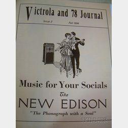 Phonograph Publications