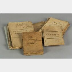 Miscellaneous Documents Regarding Early Connecticut Households