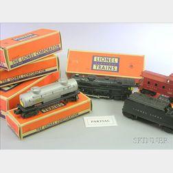 "Boxed Lionel ""O"" Gauge Train Set"