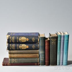 Twelve Wedgwood-related Books