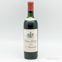 Chateau Lynch Bages 1970, 1 bottle