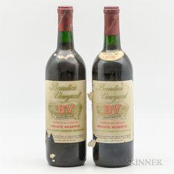 Beaulieu Vineyards Cabernet Sauvignon Georges de Latour Private Reserve, 2 bottles