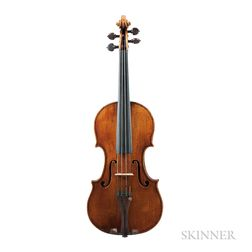 Italian Violin, Paolo Antonio Testore, Milan, c. 1759