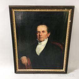 Joseph Greenleaf Cole (Massachusetts, 1806-1858)       Capt. Joseph and Sarah Warren
