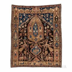 Shirvan Pictorial Rug