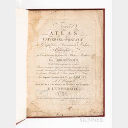Arrowsmith, A., Nouvel Atlas Universel-Portatif de Geographie Ancienne & Moderne.