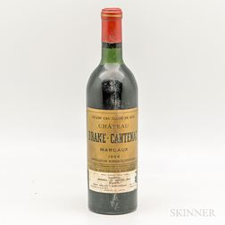 Chateau Brane Cantenac 1964, 1 bottle