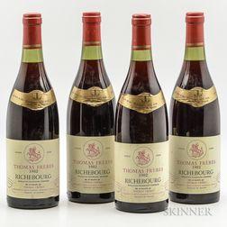 Thomas Richebourg 1982, 4 bottles