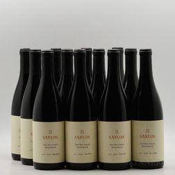Saxum Syrah Bone Rock James Berry Vineyard 2001, 12 bottles