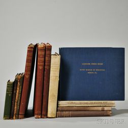 Thirteen Wedgwood-related Reference Books